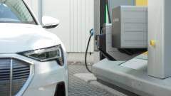 Autonóm töltőállomást mutatott be a Siemens kép