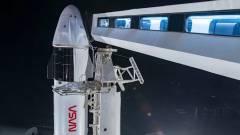 Négyfős csapatot küld a SpaceX a Nemzetközi Űrállomásra kép