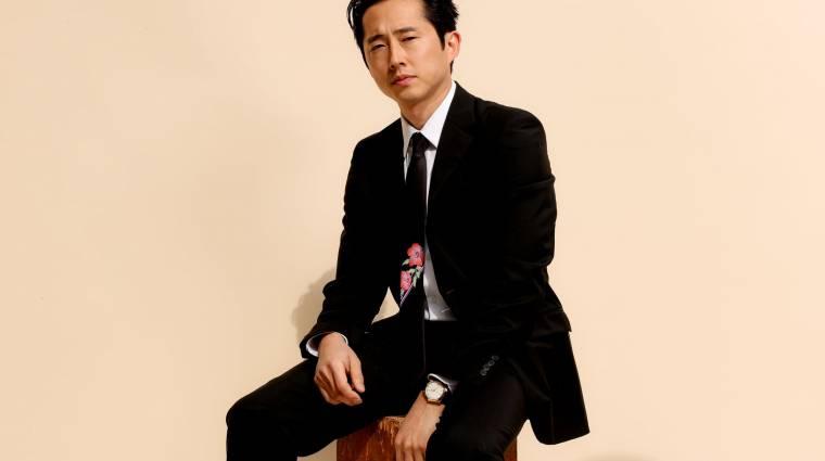 Steven Yeun is szerepelni fog Jordan Peele közvetkező filmjében kép