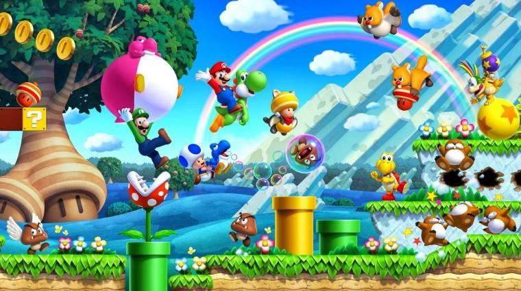 Az emberi teljesítőképesség határán a Super Mario speedrunnerek bevezetőkép