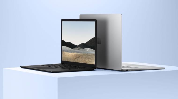 Intel vagy AMD? A Microsoft Surface 4 laptop mindkettőt szereti kép