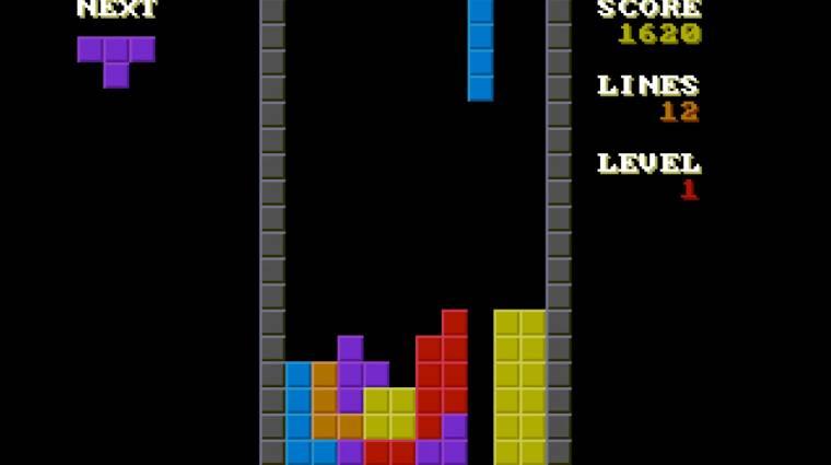 """Végre itt egy """"operációs rendszer"""", ami semmi mást nem futtat, csak a Tetrist kép"""