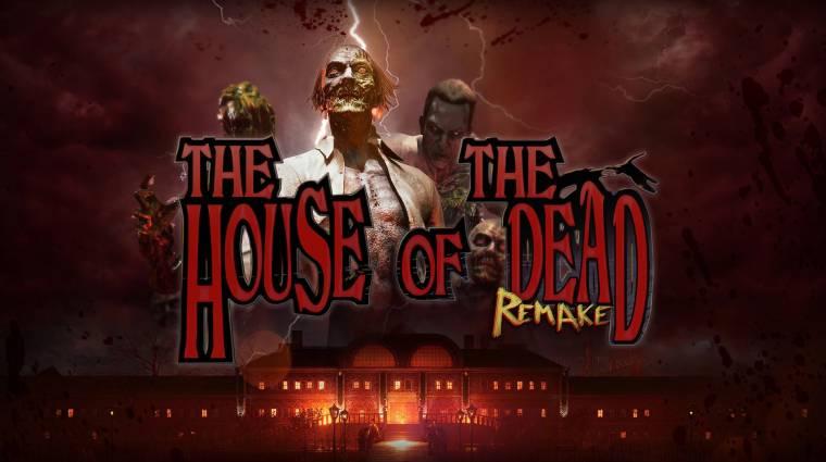 Megjött a House of the Dead remake első trailere bevezetőkép