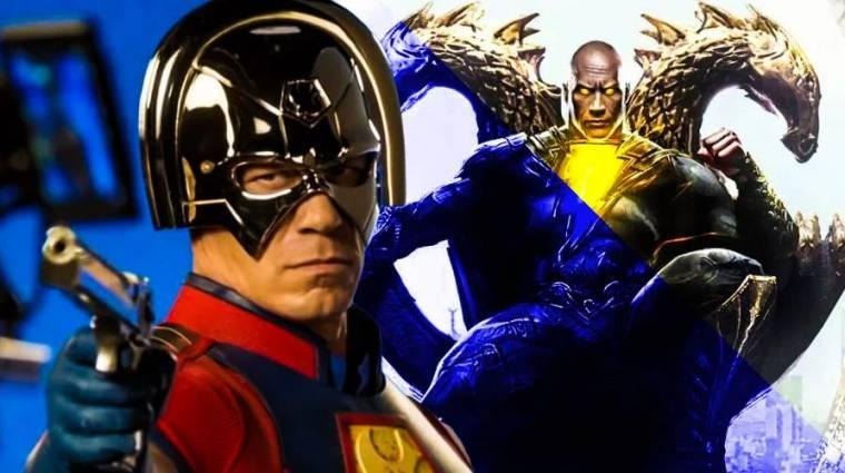 John Cena a DC filmes univerzumában is összecsapna Dwayne Johnsonnal bevezetőkép