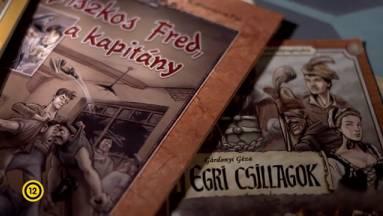 Előzetesen a Volt egyszer egy képregény című magyar dokumentumfilm kép