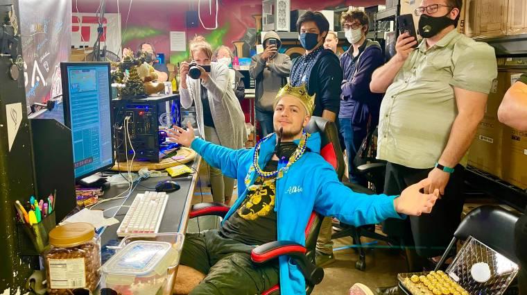 Vujity Tvrtko fia World of Warcraft Guinness-rekorder lett, de azonnal meg is döntötték a csúcsát bevezetőkép