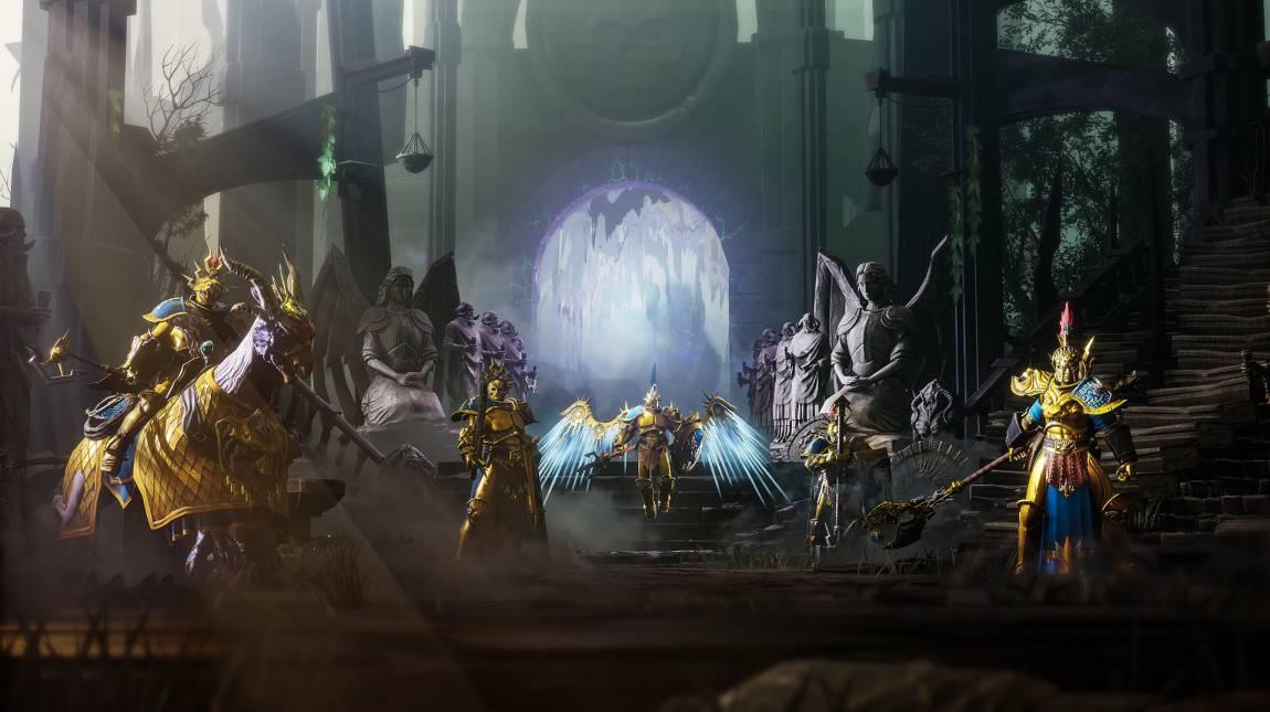 Warhammer Age of Sigmar: Storm Ground teszt – megint pöröl a pöröly bevezetőkép
