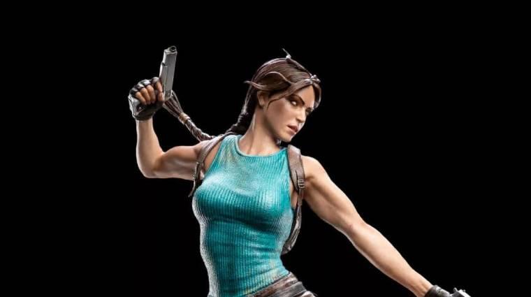 Te mennyit fizetnél egy Lara Croft figuráért? bevezetőkép