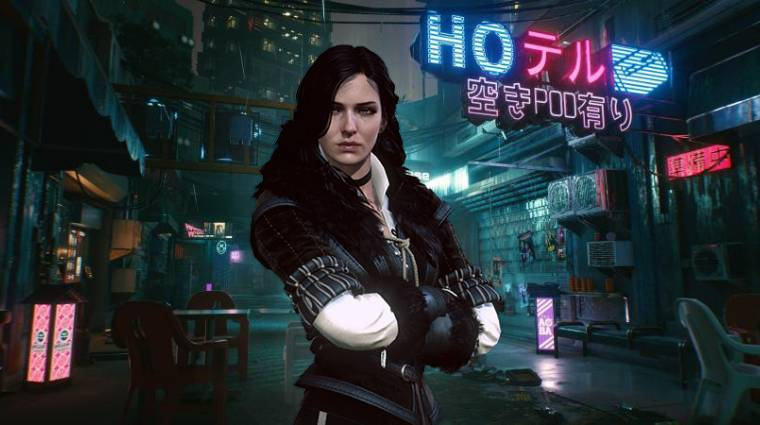 Ilyen lenne Yennefer a Cyberpunk 2077 világában bevezetőkép