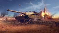 Modern páncélosokkal erősít a World of Tanks Console kép