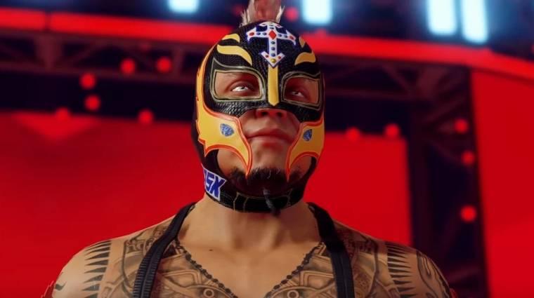 A WrestleMania 37 alatt bejelentették a WWE 2K22-t, ami remélhetőleg végre vállalható lesz bevezetőkép