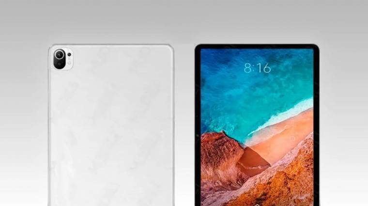 120 Hz-es kijelzővel erősíthet a tabletek piacán a Xiaomi kép