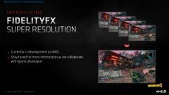 Úgy tűnik, nem csak PC-ken fog működni az AMD DLSS-szerű technológiája kép