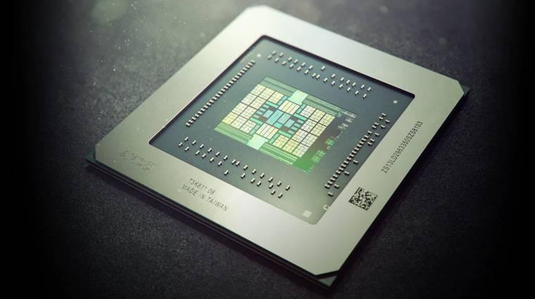 Úgy tűnik, kiszivárogtak az AMD RX 6600 és 6600XT specifikációi kép