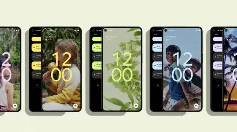 Nem kell már sokat várni az Android 12 debütálására kép