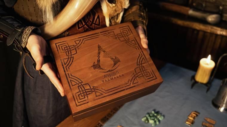 Elkészült az Assassin's Creed kockajátéka, és bitang jól néz ki bevezetőkép