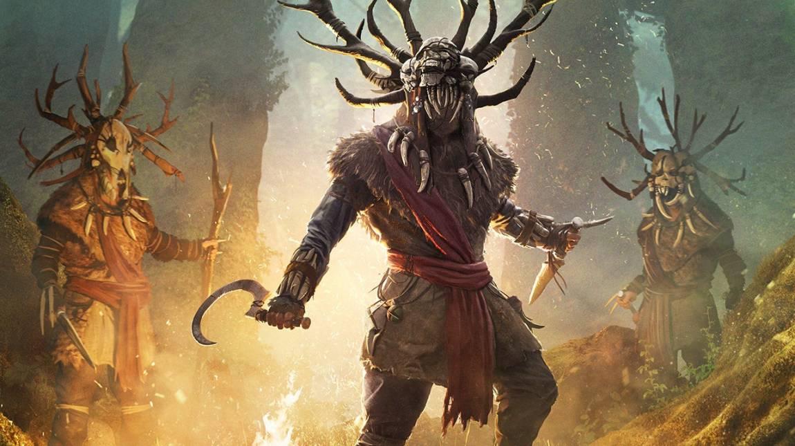 Assassin's Creed Valhalla: Wrath of the Druids teszt - mi vár a szivárvány lábánál? bevezetőkép