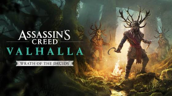 Assassin's Creed Valhalla: Wrath of the Druids infódoboz