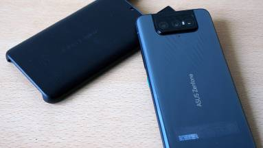 Asus Zenfone 8 Flip teszt - a törpe árnyékában kép