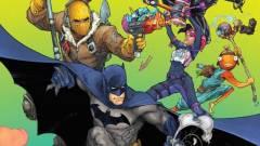 Batman a Fortnite-ban rekedt, és megpróbálja kijátszani rendszert kép