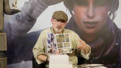 Elhunyt Benoît Sokal, a Syberia játékok atyja kép