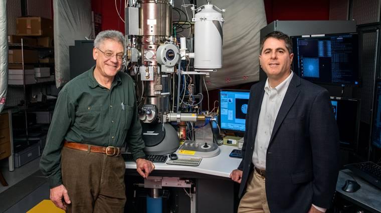 Eddig soha nem látott részletességgel vizsgálja az atomokat a Cornell mikroszkópja kép