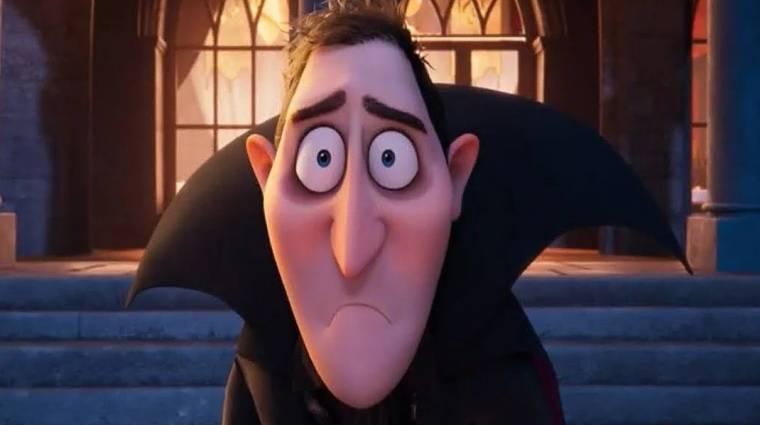 Átlagos fickót csinál Drakulából a Hotel Transylvania 4 első trailere bevezetőkép