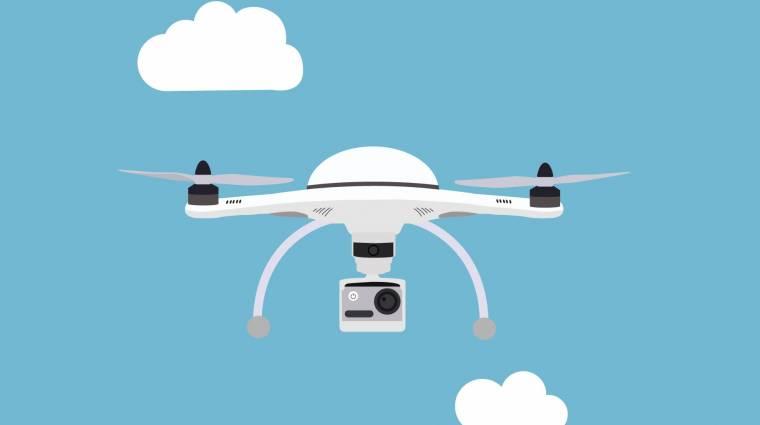 Reptetés okosan - így szigorodott a dróntörvény idén kép