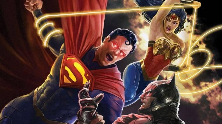 Nem kell sokat várnunk az Injustice animációs film premierjére bevezetőkép