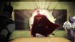 Megérkezett az Injustice animációs film első előzetese kép