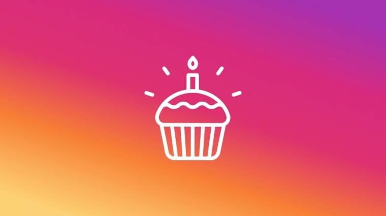Kötelező lesz megadni a születésnapunkat az Instagram használatához kép
