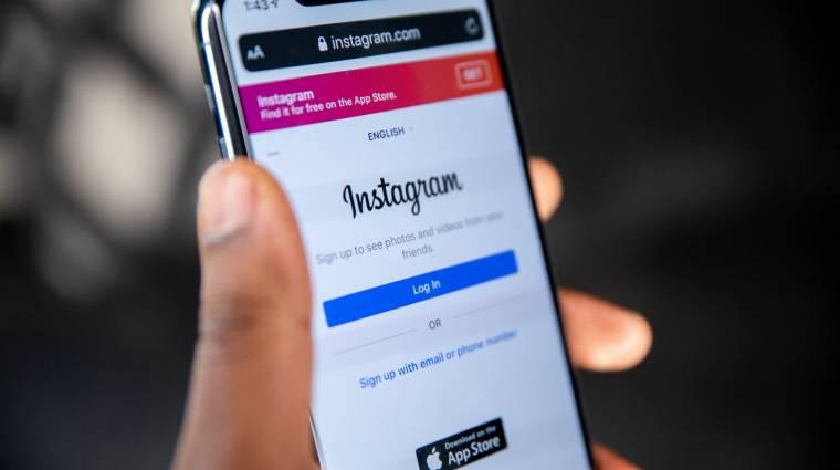 Hamarosan szabadabban alakíthatjuk majd az Instagram főoldalát? kép