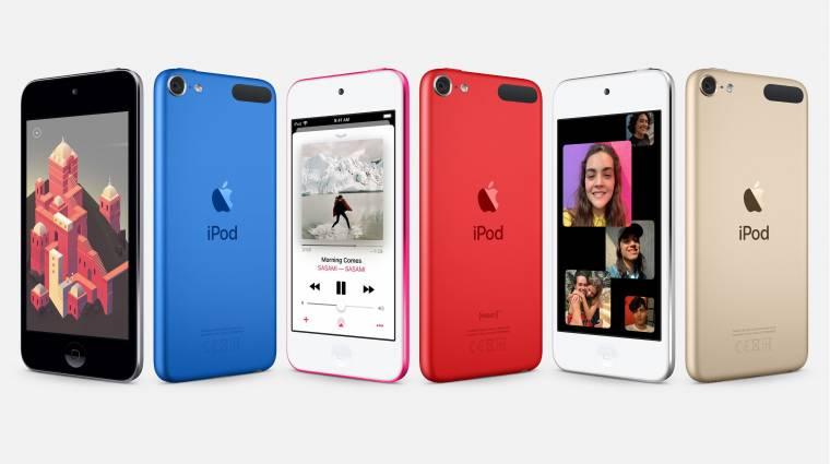Új iPod touch érkezik ősszel? kép