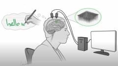 Agyi implantátumokkal gyorsíthatják meg a bénulással élők írását kép
