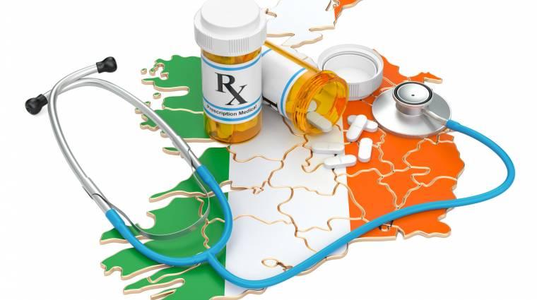 Zsarolóvírus akadályozza az egészségügyi ellátást Írországban kép