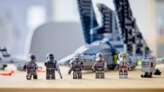 Star Wars: The Bad Batch készletet mutatott be a LEGO kép