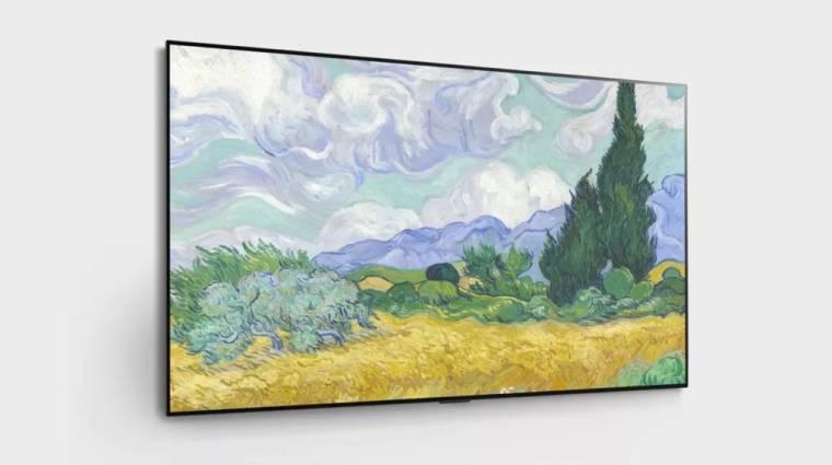 Az LG szerint ez a tuti méret egy OLED tévének kép