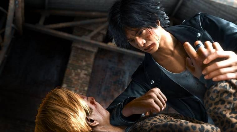 Folytatást kap a nagy sikerű Yakuza spin-off, jön a Lost Judgment bevezetőkép