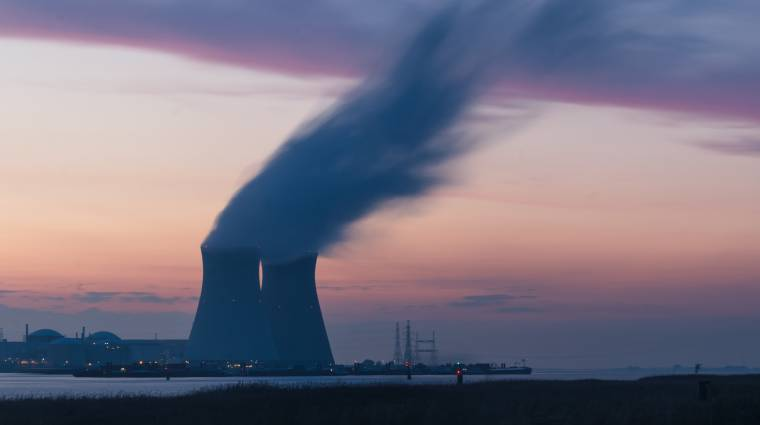 Jövőre beindulhat a világ első nukleáris kriptobányája kép