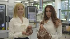 Új anyagot fejlesztettek a Miskolci Egyetemen kép