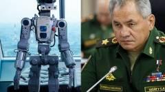 Bevetik a jövő fegyverét: high-tech harci robot-hadsereget állítanak fel az oroszok kép