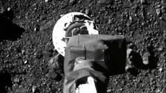 Egy kisbolygó darabjaival tér vissza a NASA űrszondája kép
