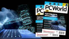 A májusi PC World kiutat mutat az illegális szoftverek mocsarából kép