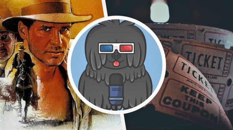 Box office helyzet a nyitás óta, féljünk az Indiana Jones 5-től? - PuliCast kép