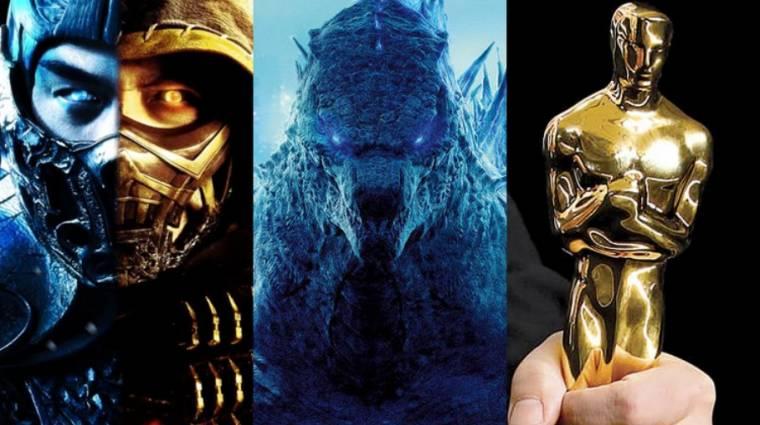 Oscar-díj, Godzilla Kong ellen, Körhinta - ezekről írt áprilisban a Puliwood kép