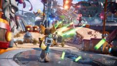 Az első napi frissítéssel lesz igazán látványos a Ratchet & Clank: Rift Apart kép