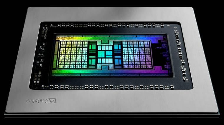 Az AMD RDNA 3-as kártyái akár háromszor gyorsabbak is lehetnek a jelenlegi csúcsnál kép