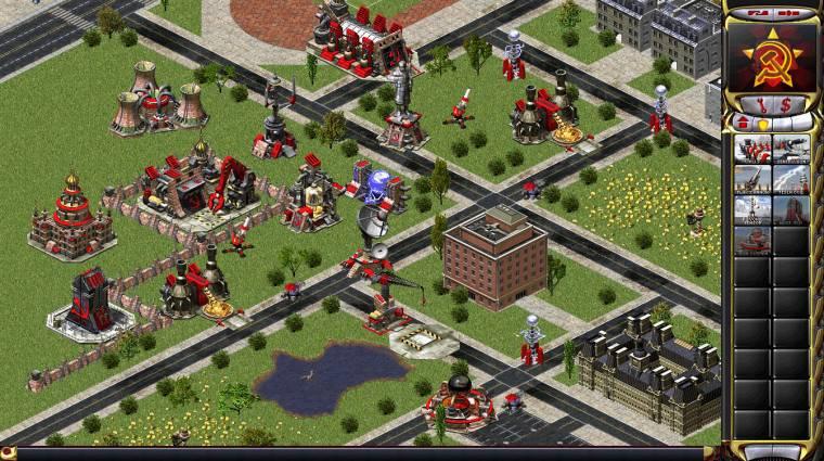Már böngészőben is játszható a Red Alert 2 multiplayer módja bevezetőkép