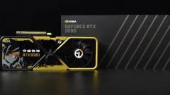Egyedi Overwatch festésű RTX 3080-at leplezett le az Nvidia kép