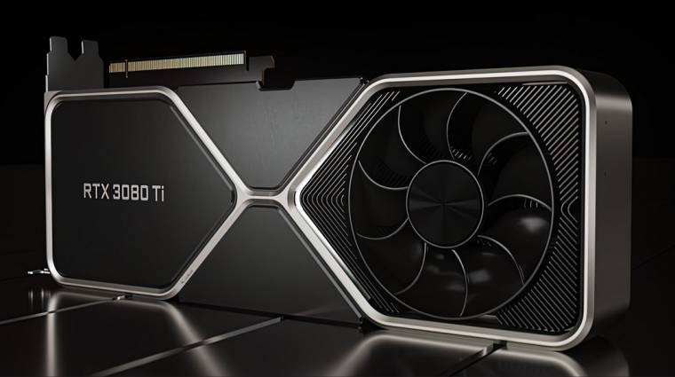 Hivatalosan is bemutatták a GeForce RTX 3080 Ti-t és a 3070 Ti-t kép